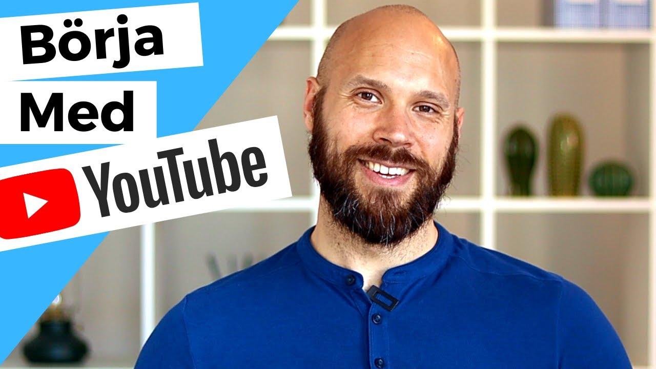 Börja med YouTube